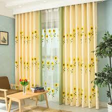 cute yellow curtains for bedroom editeestrela design