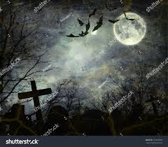 halloween sky background halloween background bats flying night full stock illustration
