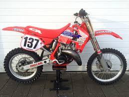 honda 125 1989 honda cr 125 nino fenaroli luckynino u0027s bike check vital mx