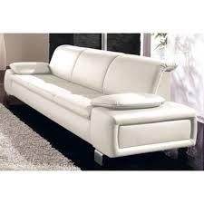canapé cuir 4 places canapé cuir 3 4 places meuble et déco