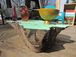 relaxshacks com cave man coffee table diy recycled material