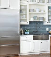 Depth Of Kitchen Wall Cabinets Home Decoration Ideas by Built In Refrigerator Better Homes And Gardens Bhg Com