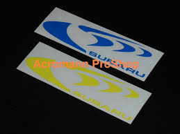 subaru wrc logo acromann online shop