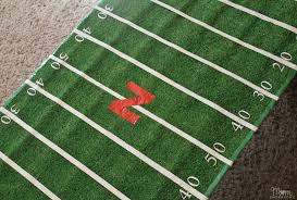 Football Field Area Rug Home Design Football Field Area Rug Roselawnlutheran