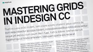 grid layout for 8 5 x 11 mastering grids in indesign cc creative bloq
