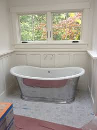 Antique Galvanized Bathtub Small Galvanized Bathtub U2014 Steveb Interior Best Install