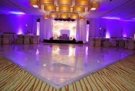 white floor rental white wedding floor draping rentals in washington dc