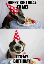 Happy Birthday To Me Meme - happy birthday to me april 1 imgflip