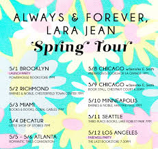 Barnes Noble Richmond Va Dear Jenny Han Always And Forever Lara Jean Spring Tour