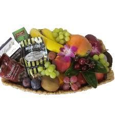 Send Food Gifts Baskets Online Send A Basket