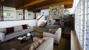 Movie House Modernist Lloyd Harbor Modernist Home Backdrop For U0027masters Of U0027 Newsday