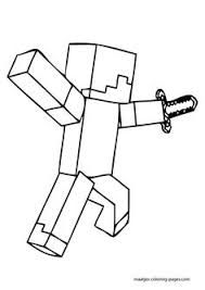 minecraft pig coloring pages 550x462 picture coloring