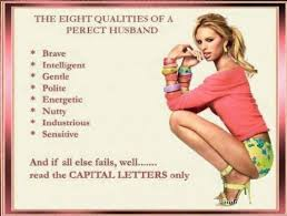 Perfect Girlfriend Meme - 8 qualities of a perfect husband funny pictures