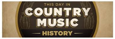 on this day in history national country music day july 4th countrymusicday history and
