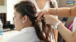 diy hairstyles for girls tamil youtube