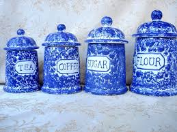 fashioned kitchen canisters a fashioned shape a on the kitsch side though