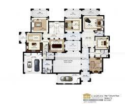 floor plans sidra at dubai hills estate by emaar villa floor plans