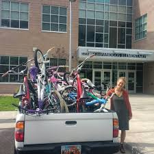 halloween city provo provo bicycle collective donates bikes to local schools smith u0027s
