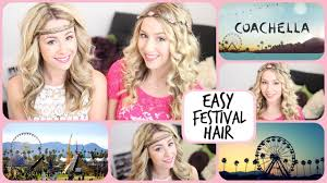Quick Easy Hairstyles For Girls by Quick And Easy Hairstyles Festival Style Eleventhgorgeous
