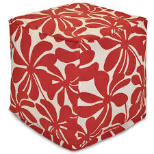 Ottoman Cubes Outdoor Furniture Bean Bag Ottomans Poufs Majestic Home Goods