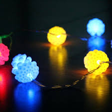 snowflake led string lights outdoor string patio lights ideal