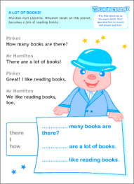 expressions of quantity in english printable resources