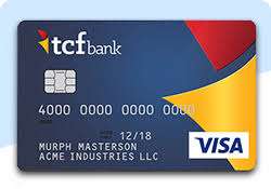 is the tcf bank secured visa card worth it december 2017