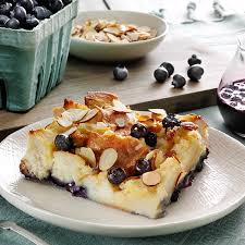 fisher nuts recipes almond blueberry bread pudding