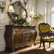 buy palais royale gold leafed sideboard mirror by aico from www
