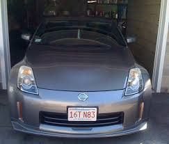 nissan 350z front lip what happened to the 06 front lip sticky page 3 my350z com