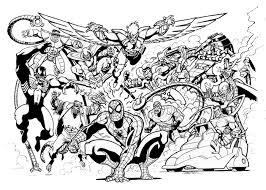 dc comics super heroes 125 superheroes u2013 printable coloring pages