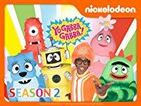 amazon yo gabba gabba season 2 dj lance rock roots