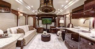 Motorhome Custom Interiors 7 Incredible Multimillion Dollar Motorhomes Cbs News