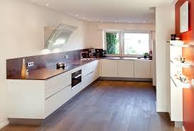 arbeitsplatte k che g nstig u form moderne grifflose küche mit keramik arbeitsplatte