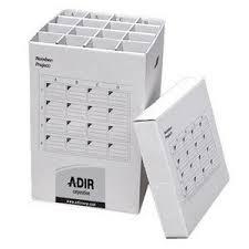 Upright Storage Cabinet Amazon Com Adir Corrugated Cardboard 16 Roll File For Rolls Up