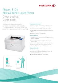download free pdf for xerox phaser 3124 printer manual
