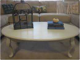 Painting Coffee Tables Ansley Designs Queen Anne Is Distressed Chalkpaint Coffee Table