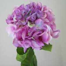 silk hydrangea silk hydrangea flowers vintage pink artificial flowers