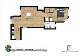 virtual floor plans ashland commons floor plans becovic management group of illinois
