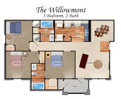 Dog Grooming Salon Floor Plans Galena Estates Affordable Apartments In Galena Ks