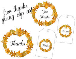 free thanksgiving clip and printable tags twigg studios