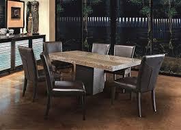 table de cuisine contemporaine jc perreault salle à manger contemporaine jcp table de
