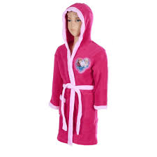 robe de chambre bébé peignoir la reine des neiges 11 12 ans robe de chambre enfant
