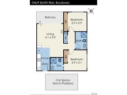 zenith floor plan 9 zenith rise bundoora