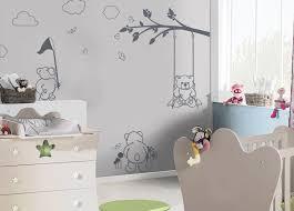 papier peint chambre enfant papier peint pour chambre bebe maison design bahbe papier peint