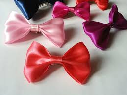 hair bow tie diy satin hair bow 5 steps with pictures