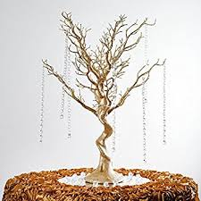 manzanita tree branches efavormart 30 glittered vogue manzanita centerpiece