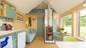 scottish homes and interiors the nesthouse by tiny house scotland tiny houses bespoke kitchens