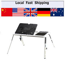 popular adjustable laptop computer table buy cheap adjustable