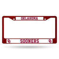 sdsu alumni license plate oklahoma sooners license plates and frames